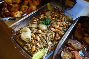 Arabischer Mittagstisch