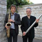 """Konzert mit """"horn & pipe"""""""