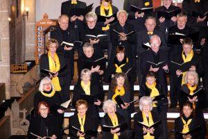 Konzert der  Kantorei