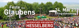 Kirchentag am Hesselberg
